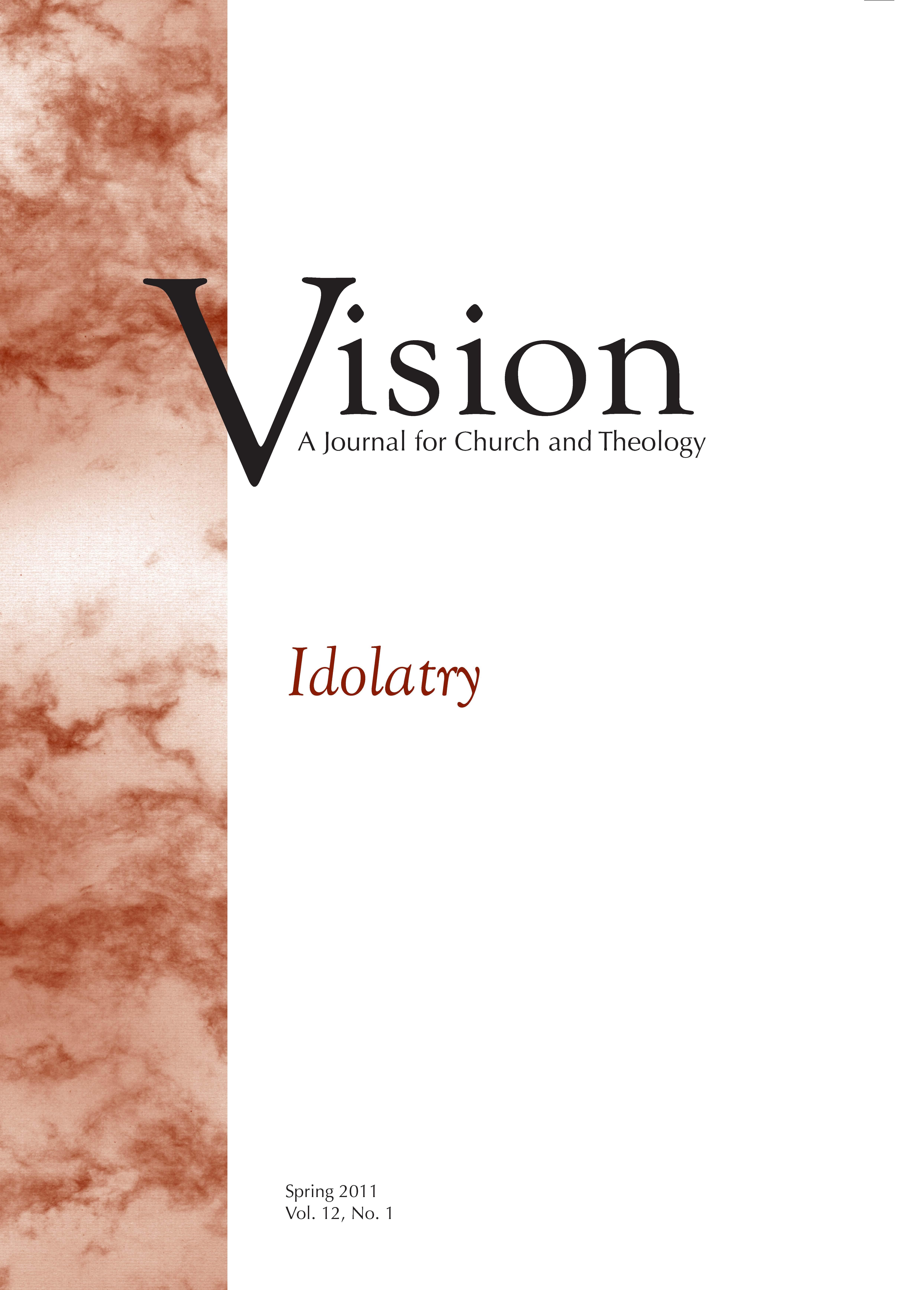 vision cover idolatry