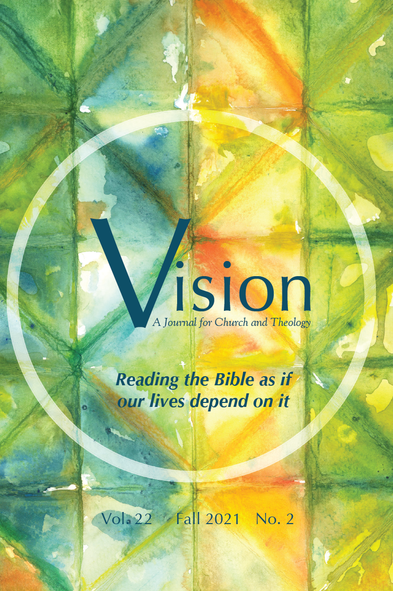 View Vol. 22 No. 2 (2021): Reading the Bible as if our lives depend on it